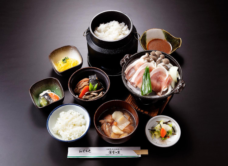「魚沼ごっつぉ膳」(天) 1,200円(税別)イメージ