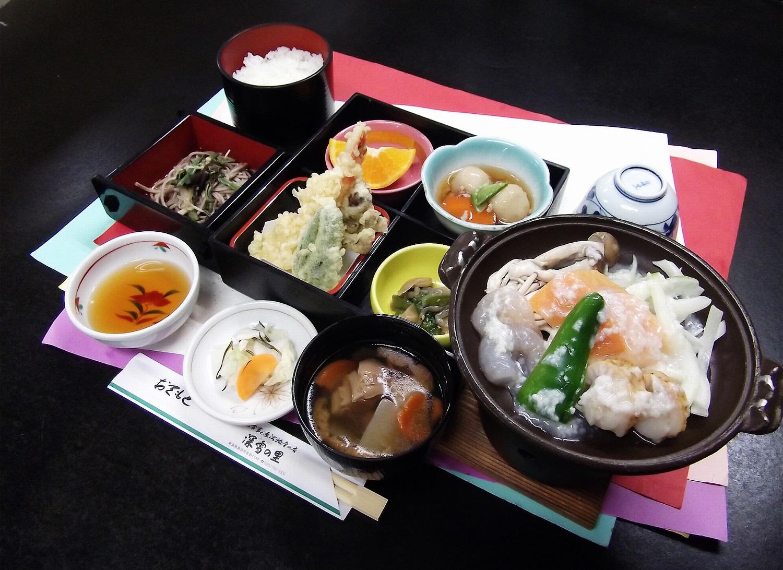 【海鮮塩麹焼き御膳】(鮮) 1,300円(税別)イメージ