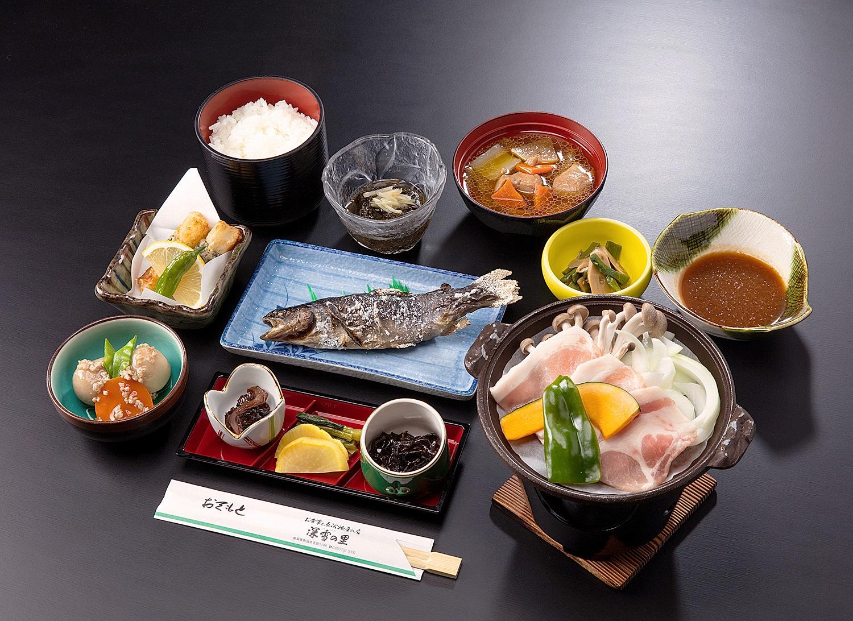 【魚沼御膳】 1,700円(税別)イメージ